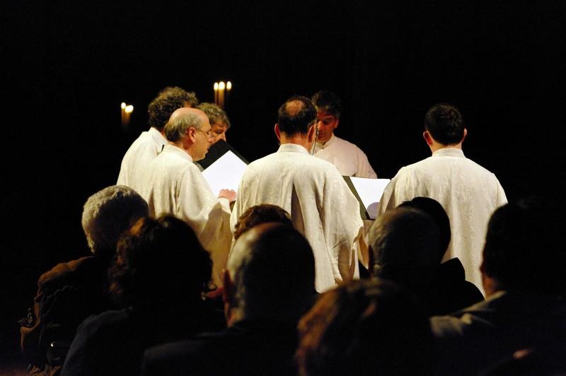 Ensemble Organum- Diagonales de Printemps 2013