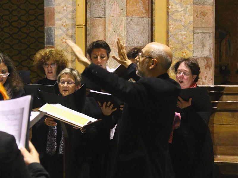 Le chœur du CIRMA - Diagonales de Printemps 2015