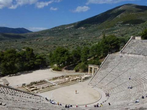 Epidavros-Coronis