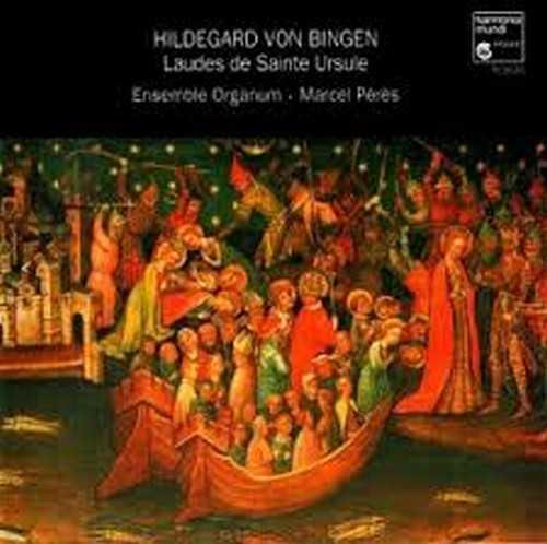 Hildegard-von-Bingen-Organum