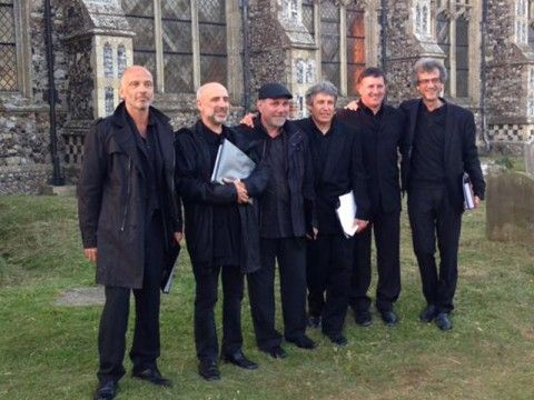 ensemble Organum - Festival Aldeburgh 2015 - © JRawlin