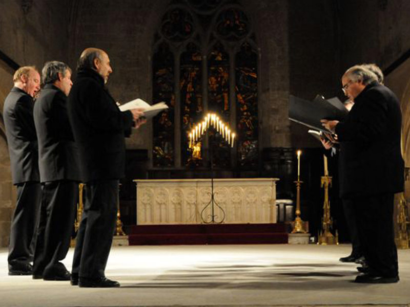ensemble Organum à Tournon