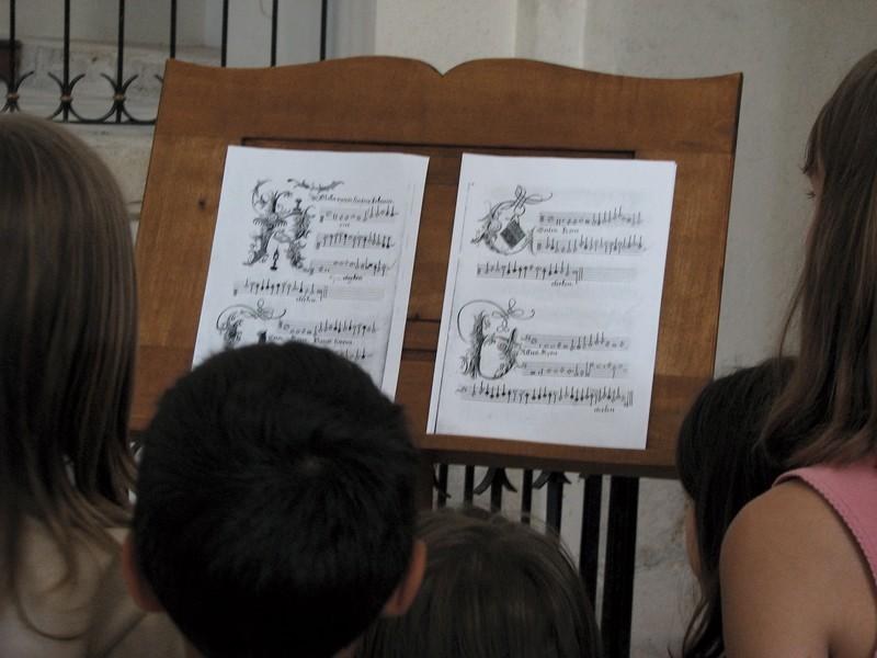 stage enfants pendant les Diagonales de Moissac
