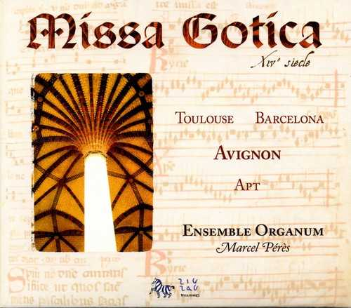 Playlist (131) - Page 15 Missa-gotica-organum