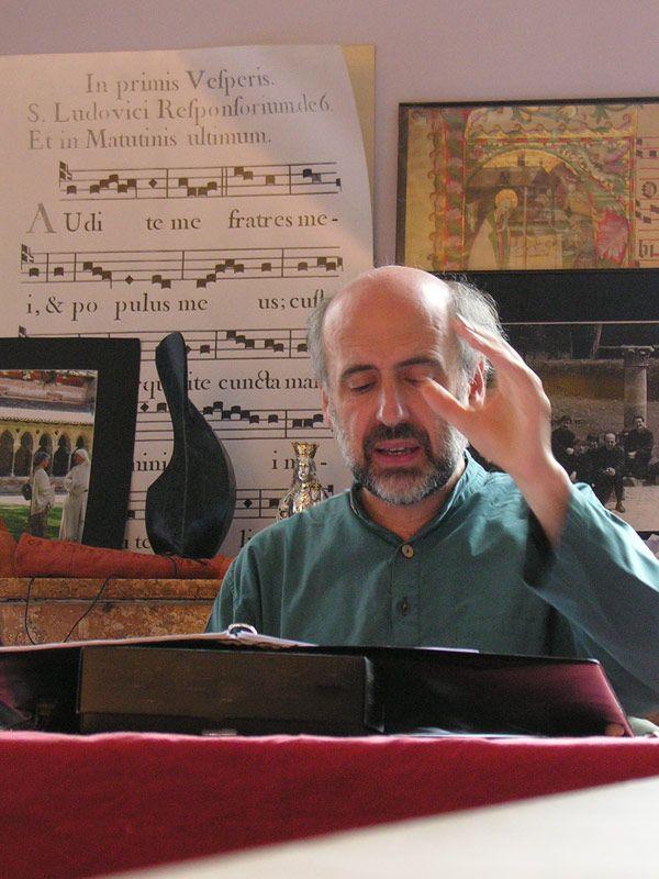 pédagogie avec Marcel Pérès