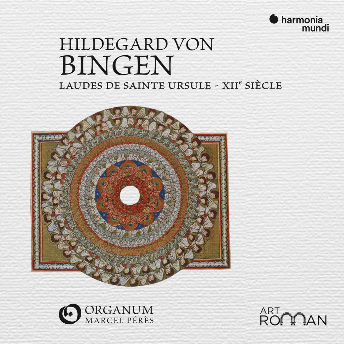 HILDEGARD VON BINGEN (1098-1179) Laudes de sainte Ursule In Matutinis Laudibus Sancte Ursule HMO 8901626
