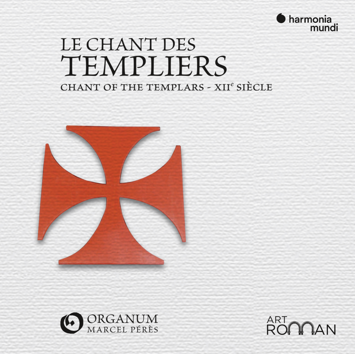 LE CHANT DES TEMPLIERS (XIIe siècle) Chant of the Templars HMO 8905302